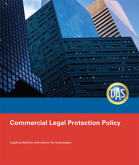 DAS Commercial Legal Protection Policy